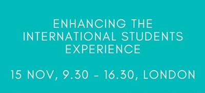 Enhancing the international student experience event